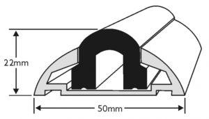 ALI 604 with PVC 1062 insert