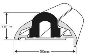ALI 605 with PVC 1062 insert