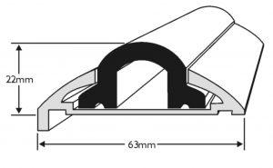 ALI 606 with PVC 1066 insert