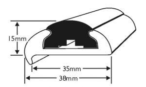 PVC 1472R with PVC 1022 insert