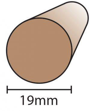 19mm PVC Plugging